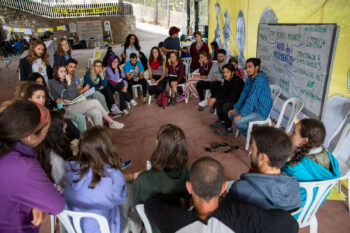Formación integral de activistas: Organización colectiva