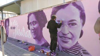 Cómo hacer un mural reivindicativo